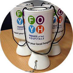 Donate to help the Friends of York hospital