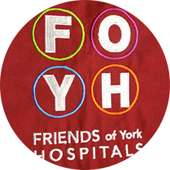 Join the friends of York hospitals