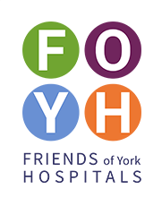 Friends of York hospitals logo